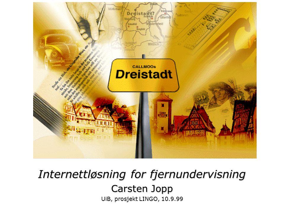 Hva er Dreistadt.