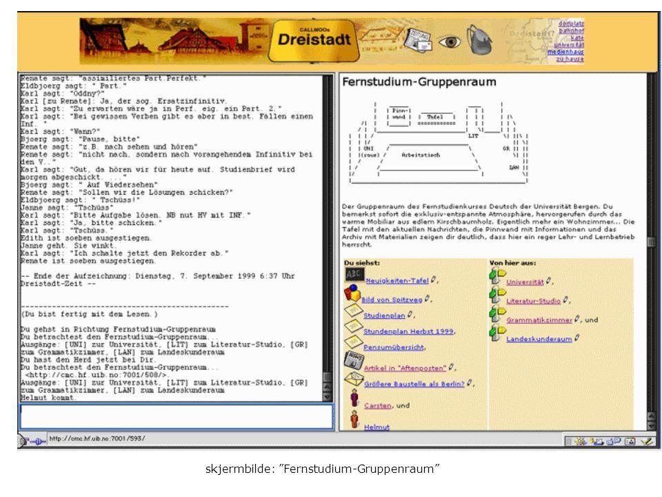 del av skjermbilde: et enkelt html-dokument