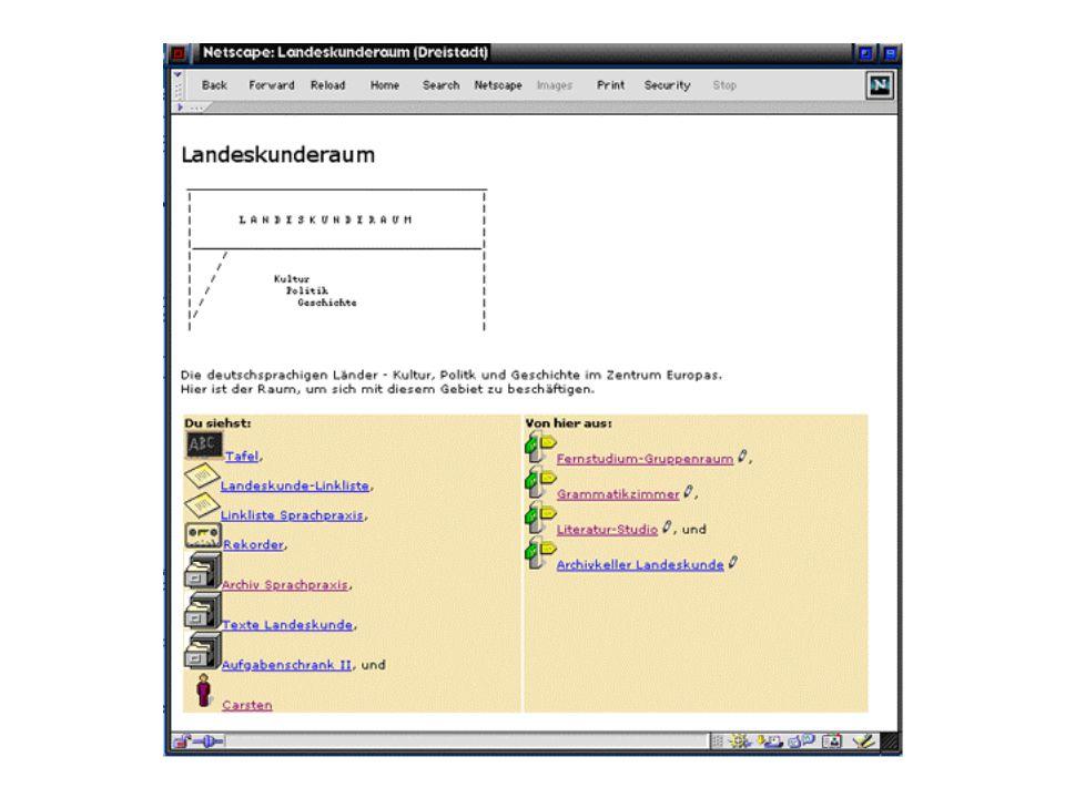 del av skjermbilde: rekorderen med loggfiler fra seminartimene