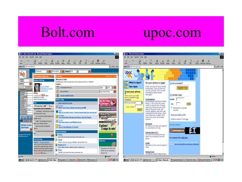 Bolt.com upoc.com
