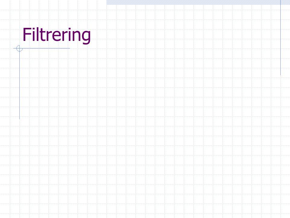 Makroprogrammering Kan brukes til å automatisere arbeid i regnearket Vi kan gjøre opptak av operasjonen en gang Opptaket kalles en Makro Senere kan vi spille av opptaket når vi vil Opptak av makro Start opptak, Gjør operasjonene som du vil ta opp Stopp opptak Iverksetting Kjør makro fra knapp eller fra Tools, Makro