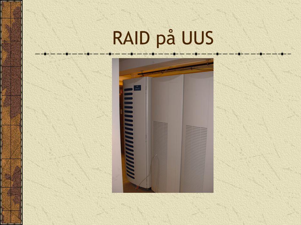 RAID på UUS