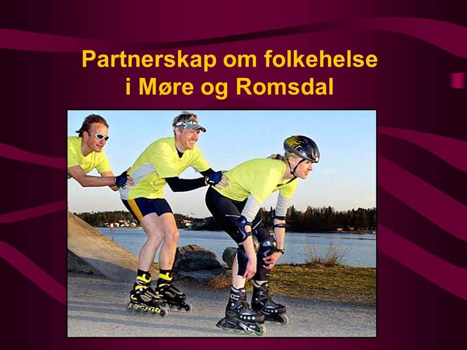 Partnerskap om folkehelse i Møre og Romsdal