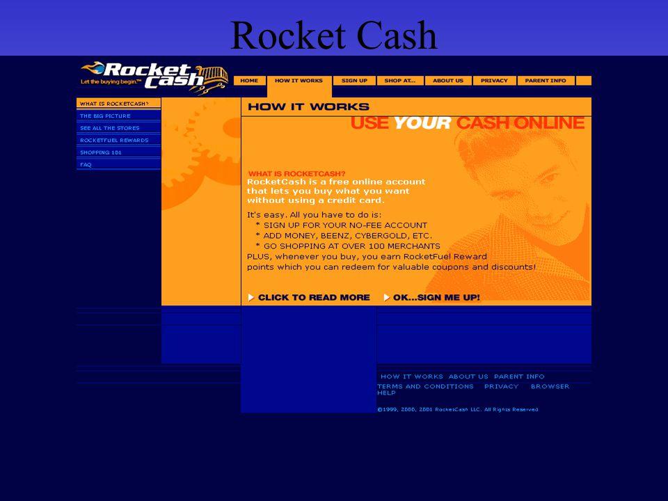 Rocket Cash
