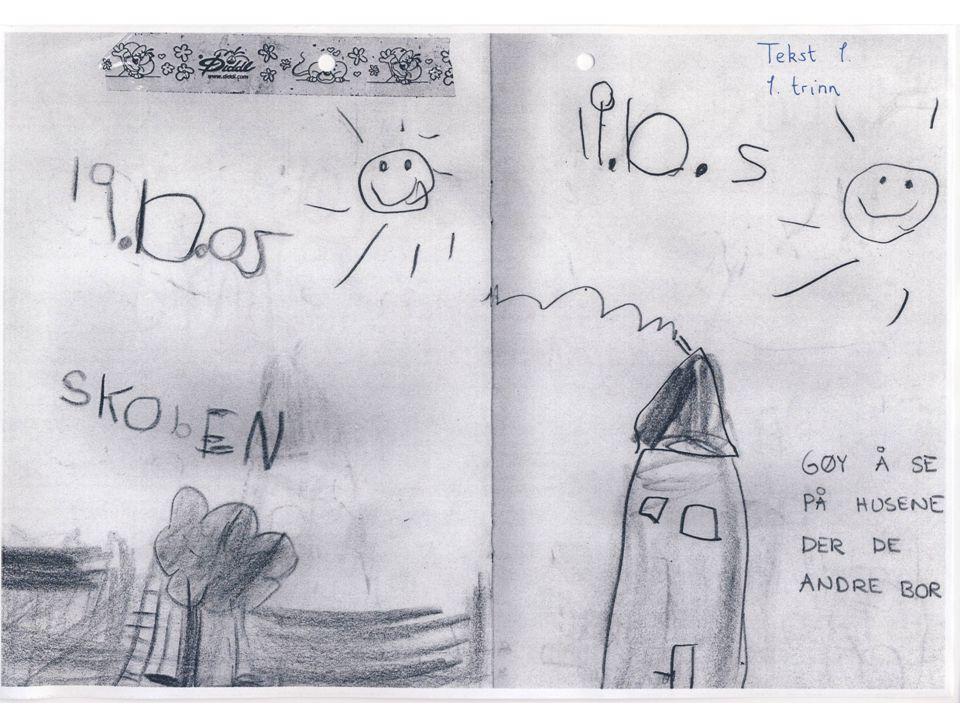 10.07.2014Maja Michelsen, Høgskolen i Østfold Læring av skriftspråk Det alfabetiske prinsipp (ortofoni): en språklyd (fonem)= en bokstav (grafem) Metaspråklig bevissthet – å kunne snakke om språk: Lokomotiv er et lengre ord enn tog  snakke om hva ord og tekst betyr  skrive med sekretærhjelp  snakke om hvor lydene lages i munnen  rime  klappe stavelser  fortelle homonymivitser  bruke bokstaver, ord og tekster i leik