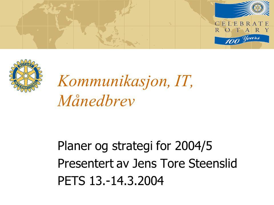 Informasjonsutvalget Bjørn Firing - Hokksund RK Utvalgsleder (bjofir@online.no) Widar Hvamb - Kongsberg RK Webmaster D2310 (whvam@online.no) Jens Tore Steenslid - Kongsberg RK Dico D2310 (jens@steenslid.com)