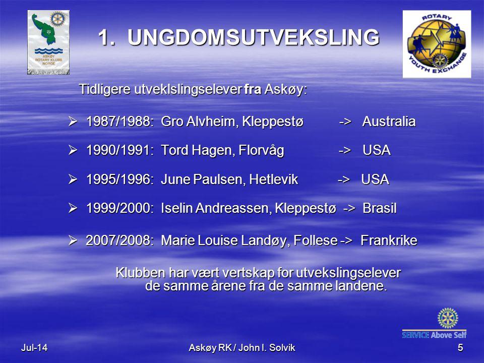 Jul-14Askøy RK / John I. Solvik5 1.