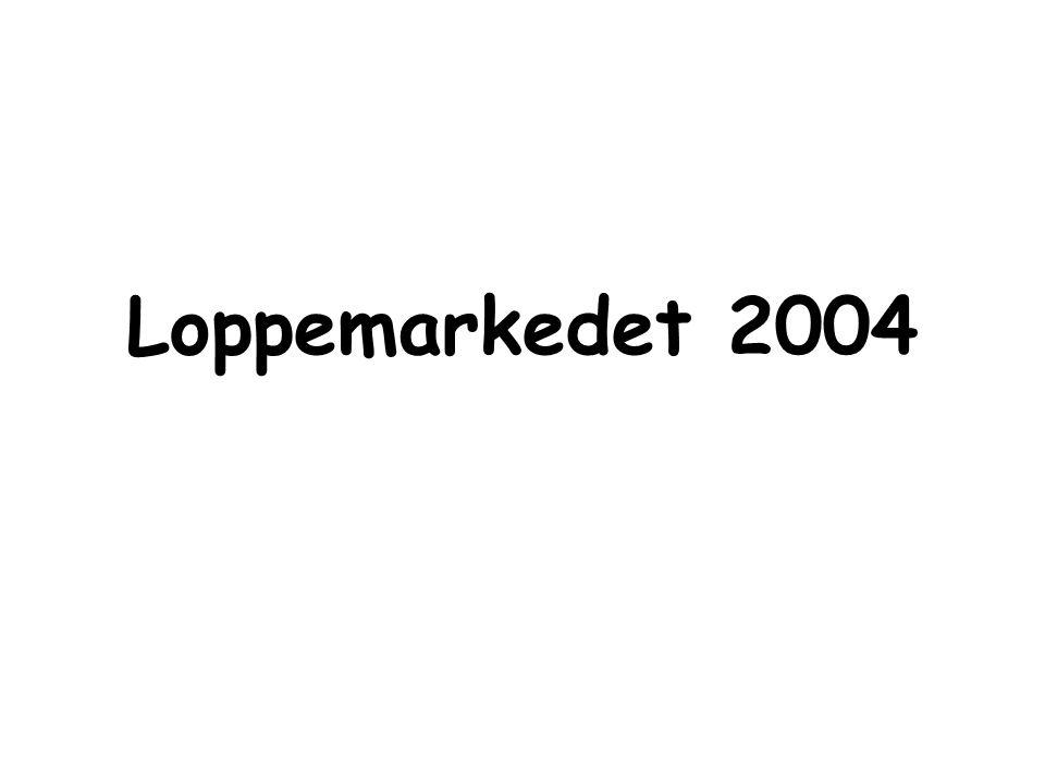 Loppemarkedet 2004