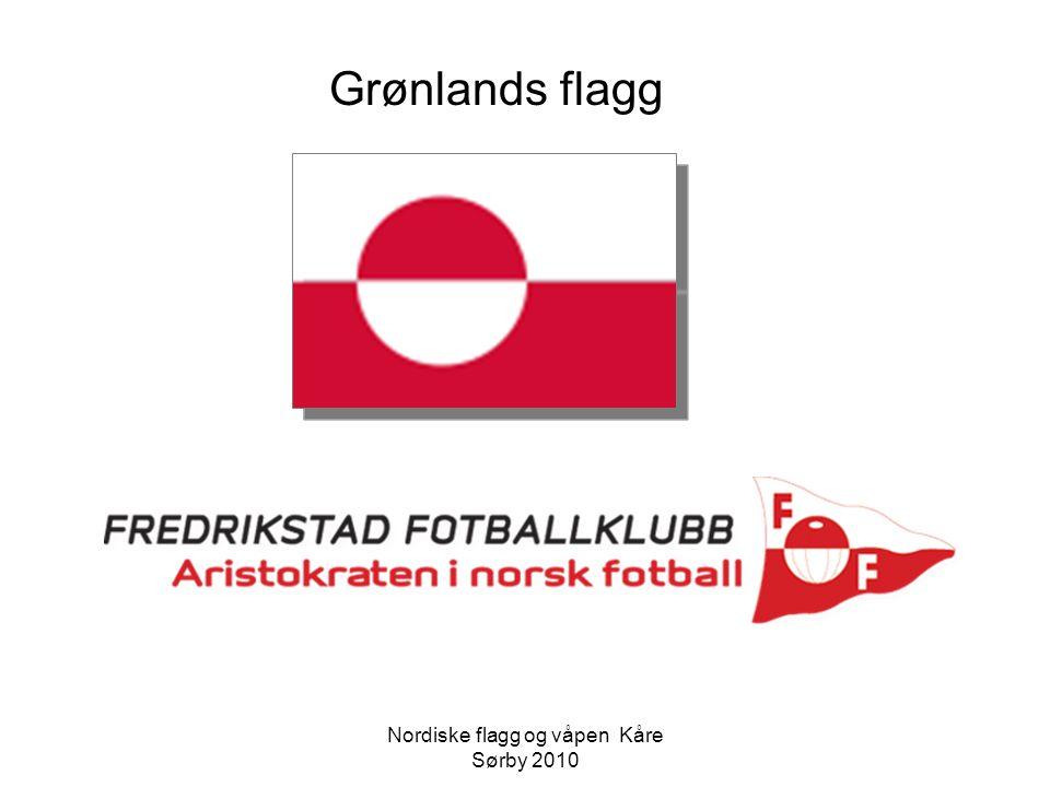 Grønlands flagg