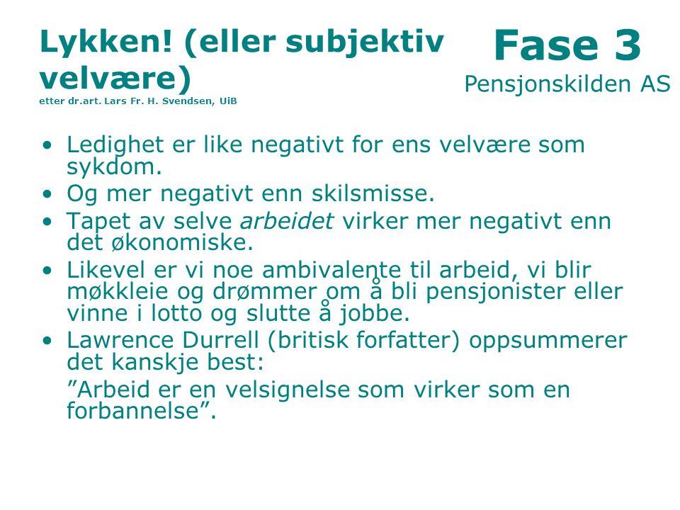 Aldersprosessen (Peter F.