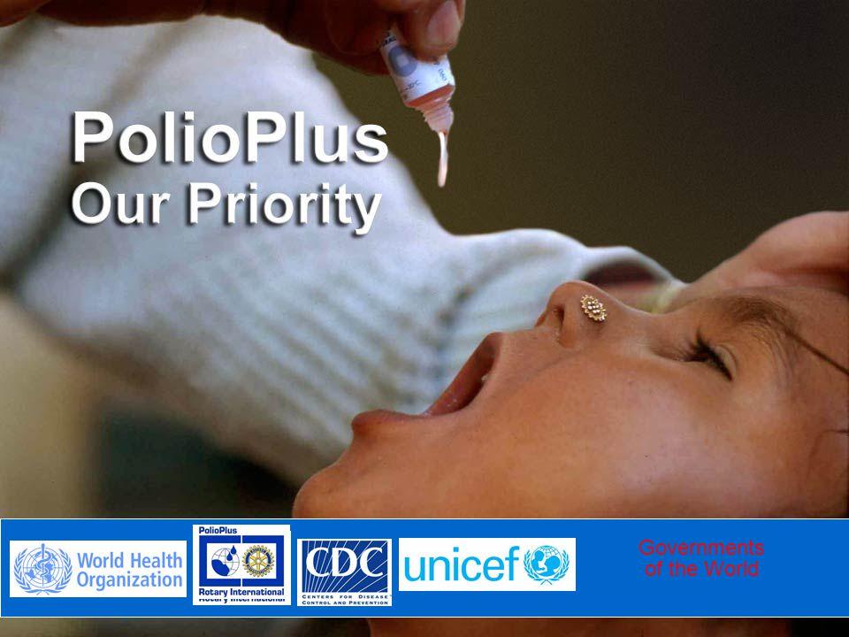 Impact on Type 1 Polio, Uttar Pradesh, India Sept. 2006 – Nov. 2007 December 2006