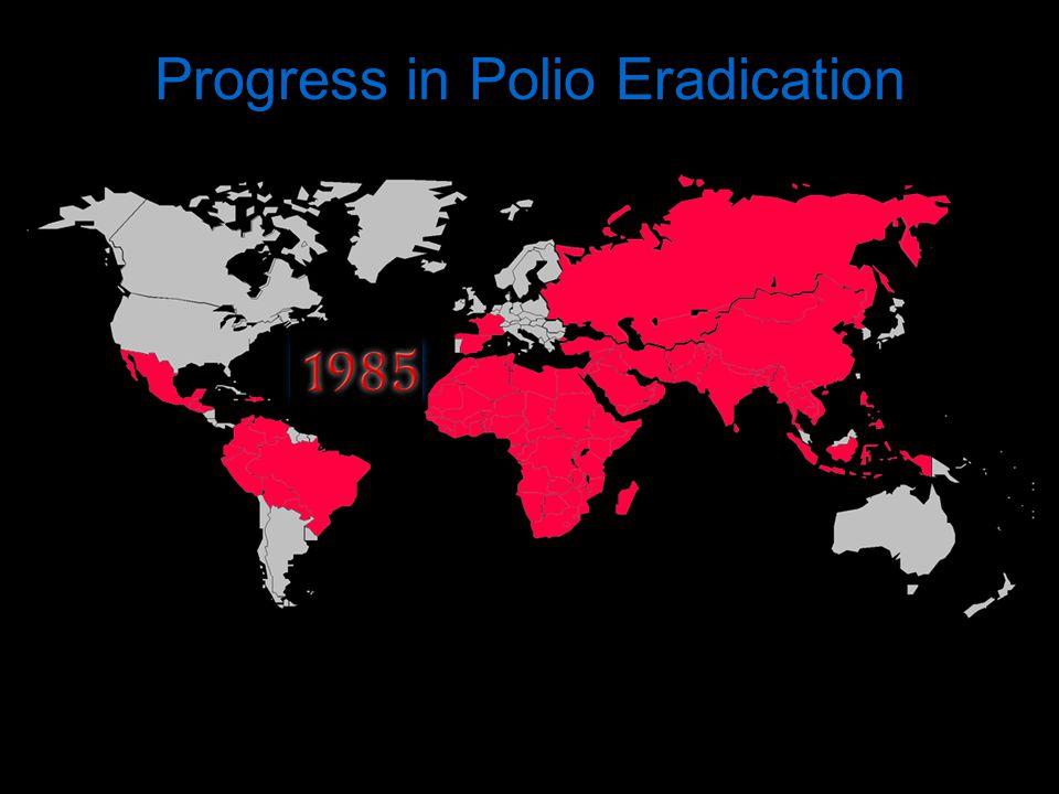 Impact on Type 1 Polio, Uttar Pradesh, India Sept. 2006 – Nov. 2007 January 2007
