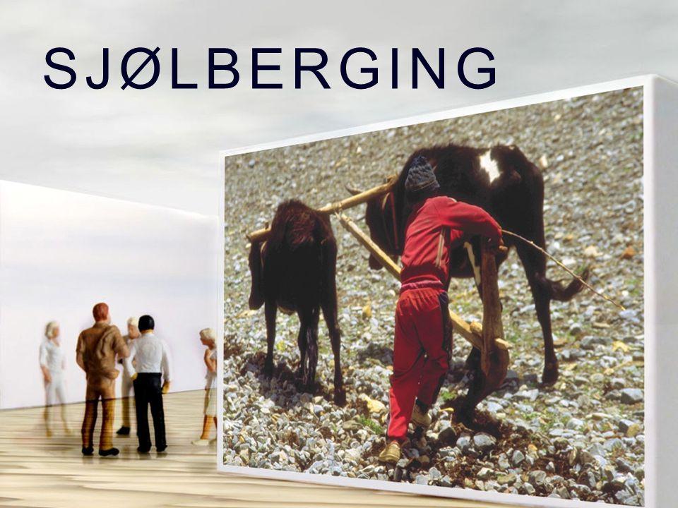 TICKER - DETNORTICKER – SJØLBERGING