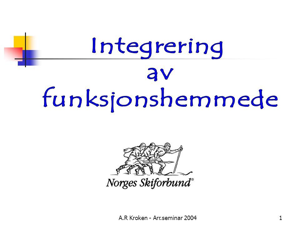 A.R Kroken - Arr.seminar 20041