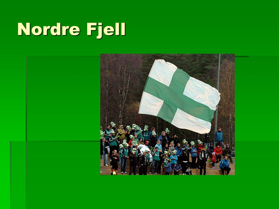 Nordre Fjell
