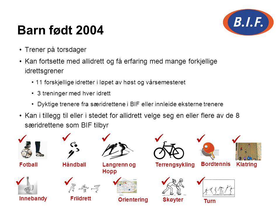 6 Økonomi Sammenlignet med andre klubber er det rimelig å drive idrett i BIF Klubbmedlemskap Enkeltmedlem kr 300,- Familiemedlemskap kr.