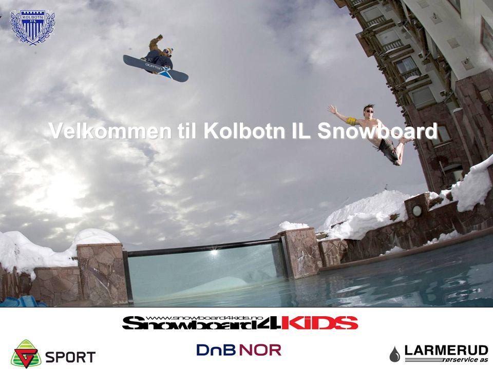 Velkommen til Kolbotn IL Snowboard