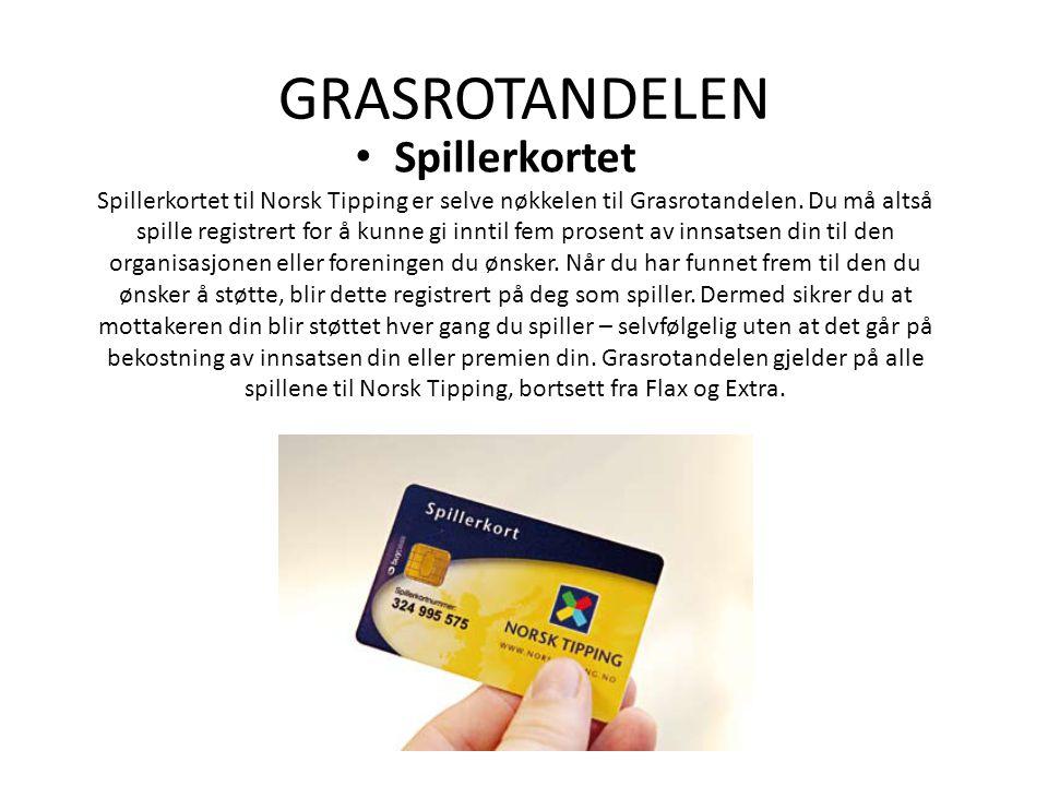 Slik støtter vi KIL Du kan registrere deg via: Kommisjonær Terminal Mobil Internett (Ditt spillested ) www.norsk-tipping.no www.norsk-tipping.no