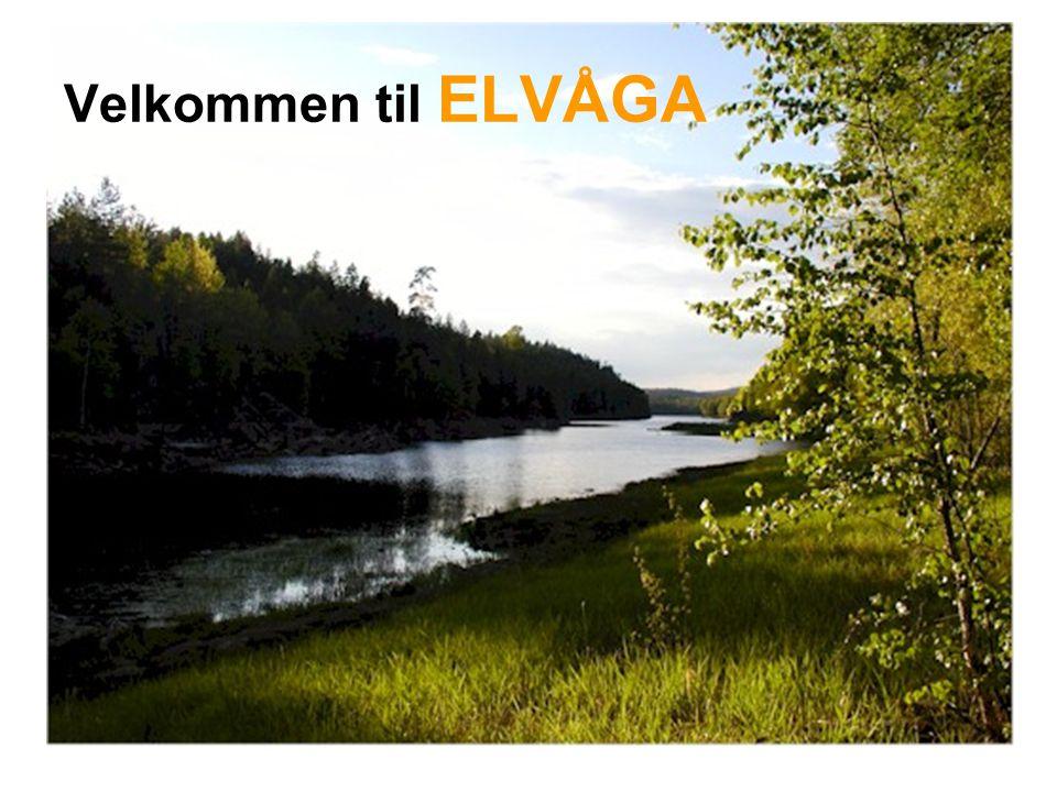 Velkommen til ELVÅGA