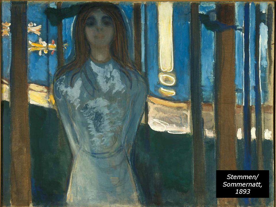 Stemmen/ Sommernatt, 1893