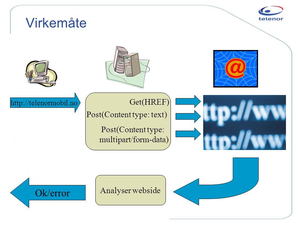 Videre arbeid Systemet ferdig, finoppussing gjenstår l Grensesnitt l Funksjonstest av funksjonstester l Tilrettelegge kode for videre utvikling/ oppgradering