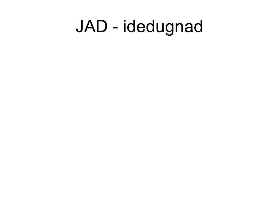 JAD - idedugnad