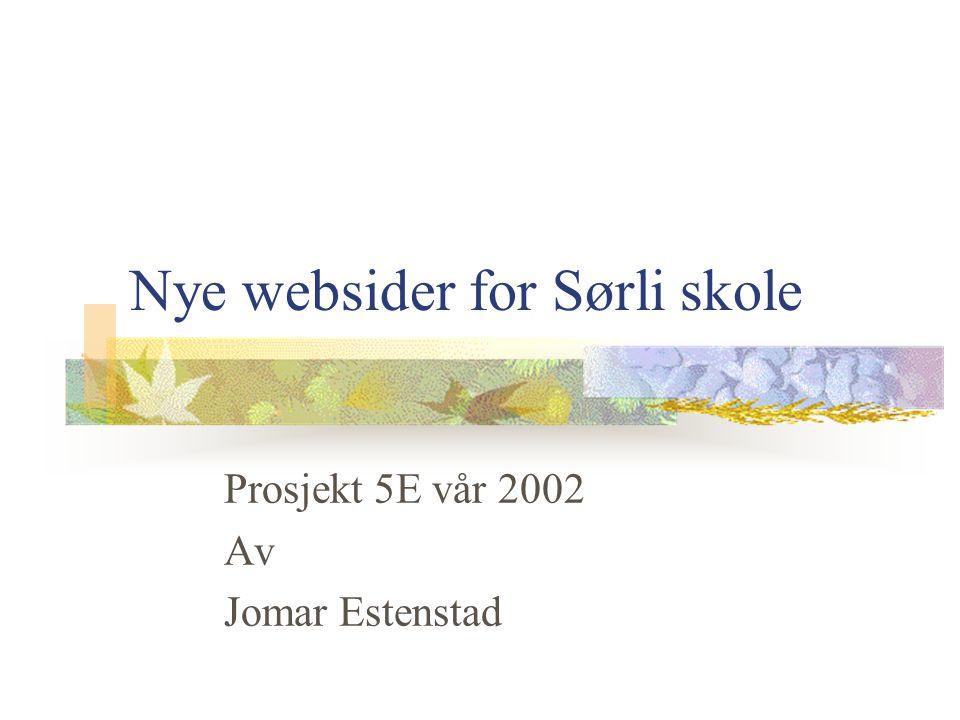 Presentasjon av oppgavestiller Sørli skole er en barneskole beliggende i Nittedal kommune.