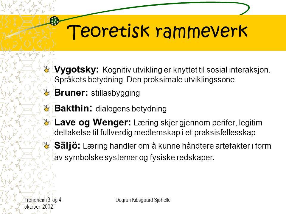 Trondheim 3.og 4.