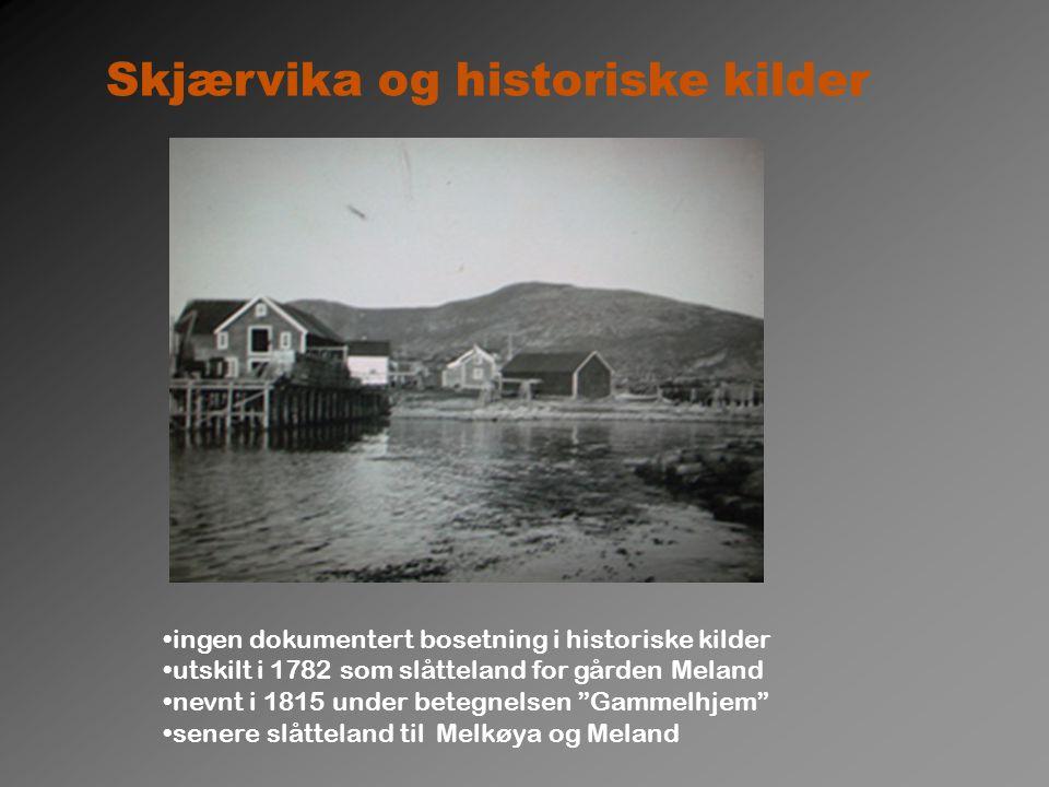 Tidligere undersøkelser registrering topografisk kartverk 1977 konsekvensutredning fylkeskommunen 1998