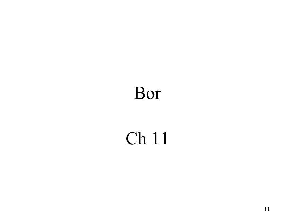 11 Bor Ch 11