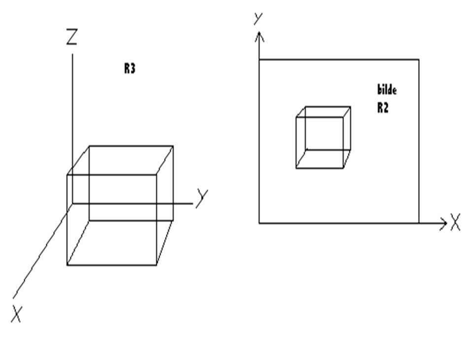Oppgaven innebærer 1.Mixed language programming (VC++ og Fortran) 2.Matematisk forståelse av projeksjon, translasjon og rotasjon i 3D. 3.Utvikling/utv