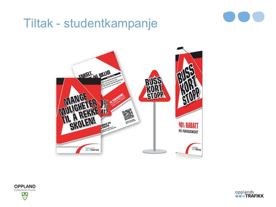Tiltak - studentkampanje