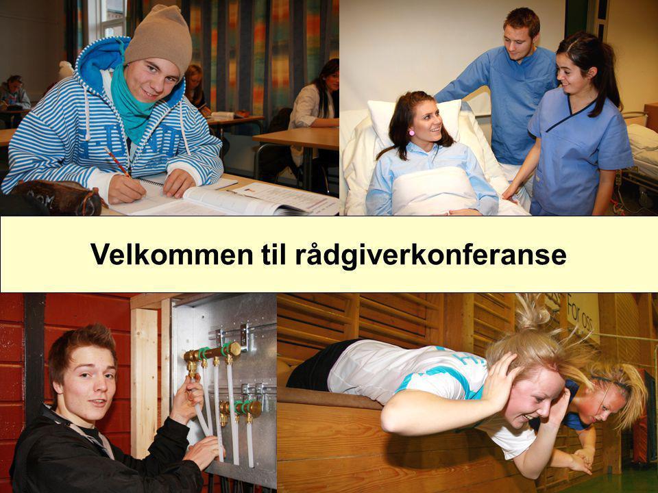 Velkommen til rådgiverkonferanse