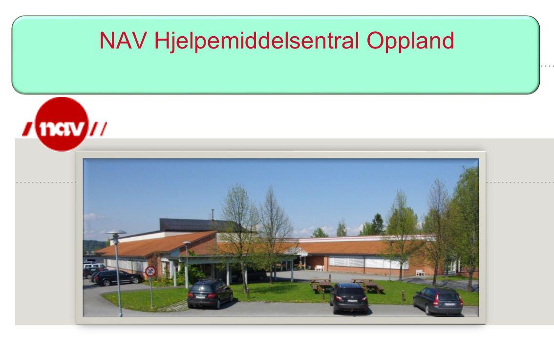 NAV Hjelpemiddelsentral Oppland