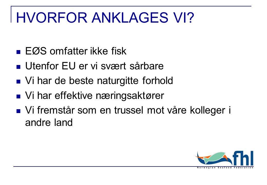 HVORFOR ANKLAGES VI.