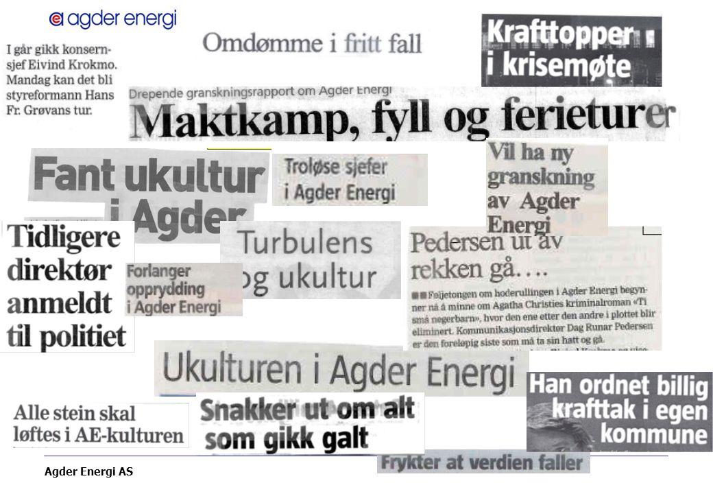Agder Energi AS Forretningsområder Marked –Nr.