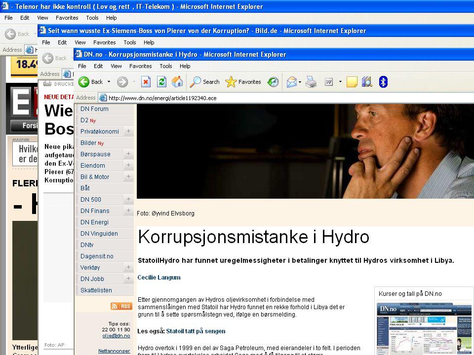 (7) 2007-10-17 Legge inn presse-eksempler fra den andre presentasjonen
