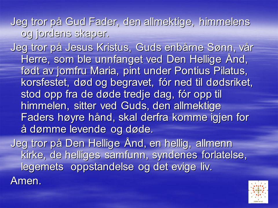 Velsignelsen Herren velsigne deg Herren bevare deg Herren gi deg fred Herren gi deg fred. 3x.