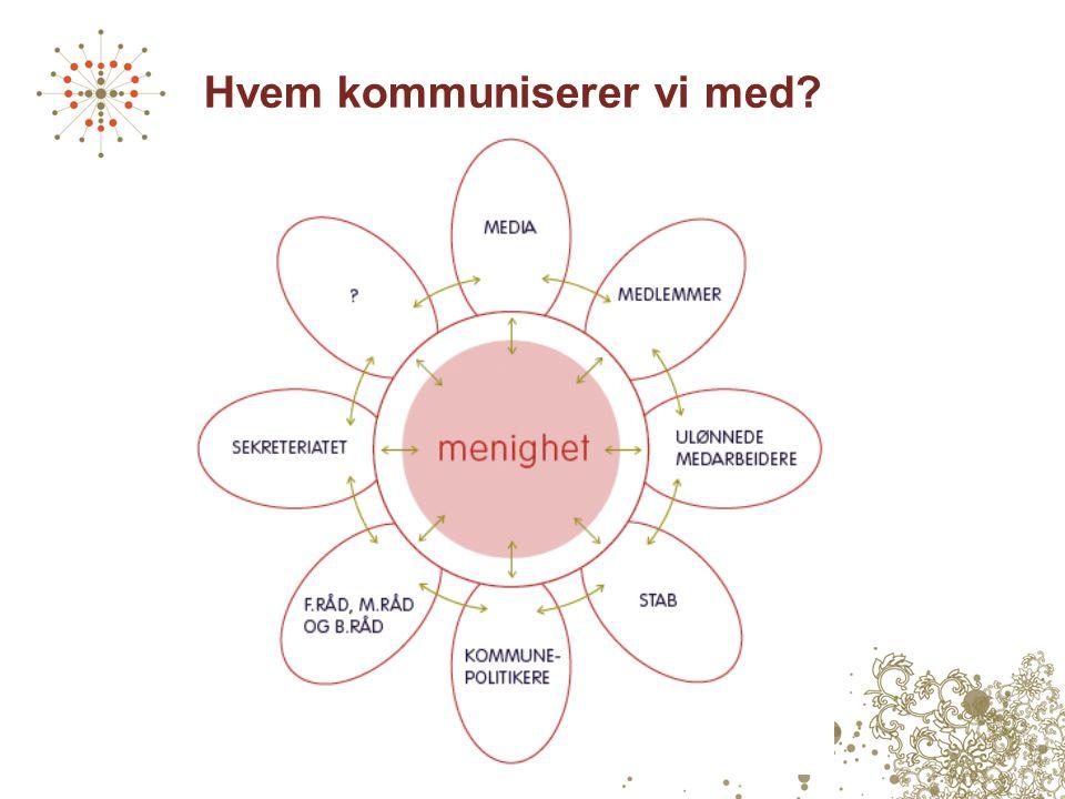 Tips ved utforming av komm.materiell Ulike budsjett.