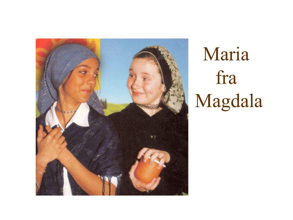 Maria fra Magdala