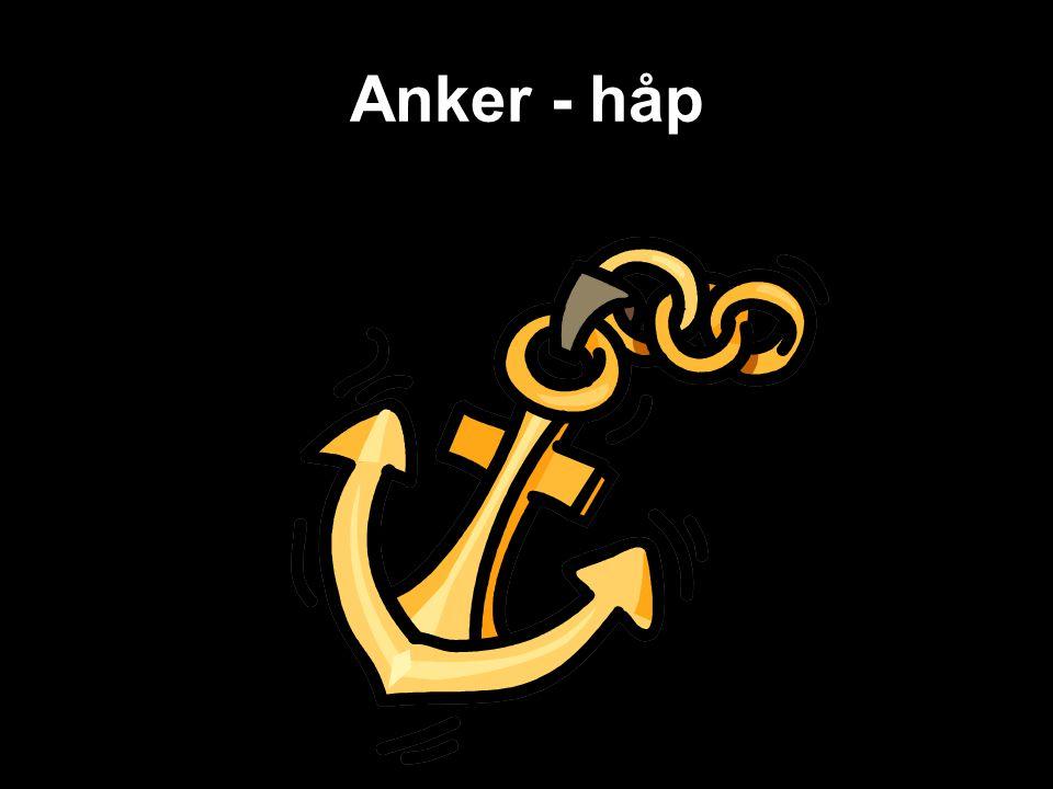 Anker - håp