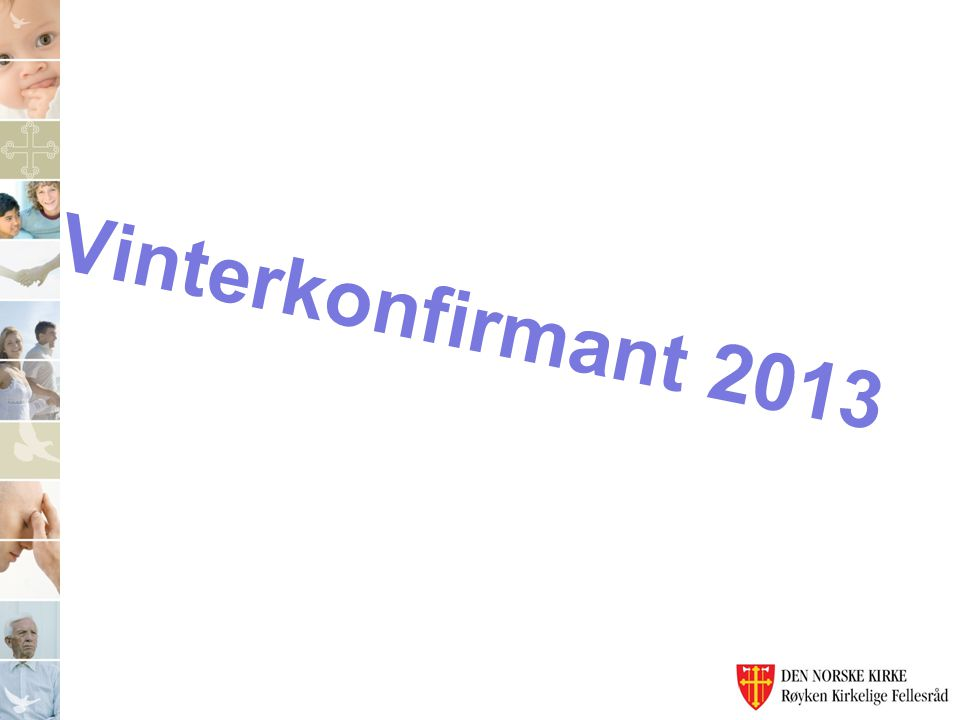 Vinterkonfirmant 2013