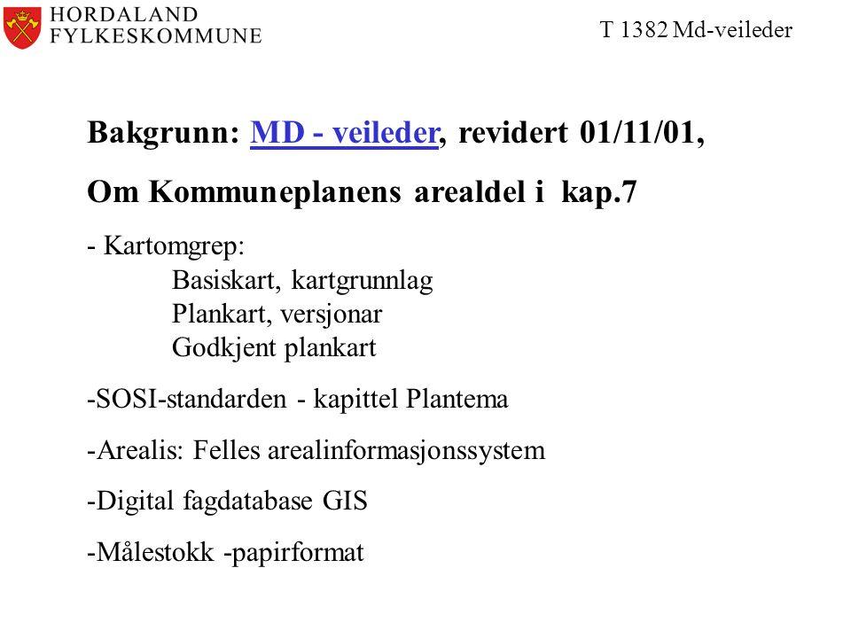 Innsyn i plandata med SOSI-vis Innsyn i sosi-fil for kommuneplan når kommandofil (arealplan.kom) med teiknereglar er i lagt inn.