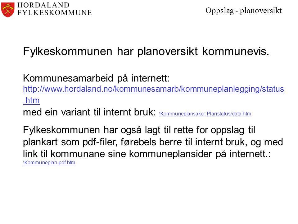 SOSI-Plan Glimt av SOSI- standarden for tema Plan på internett.