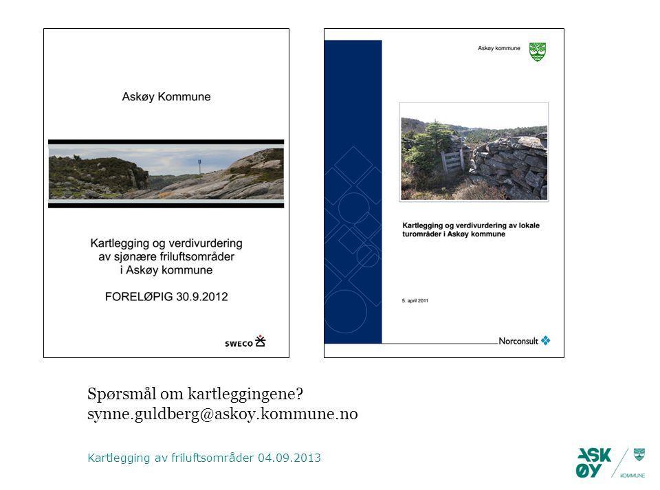 Spørsmål om kartleggingene synne.guldberg@askoy.kommune.no