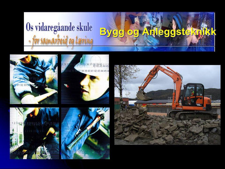 Bygg og Anleggsteknikk Bygg og Anleggsteknikk