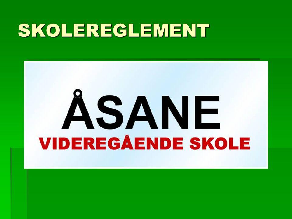 SKOLEREGLEMENT