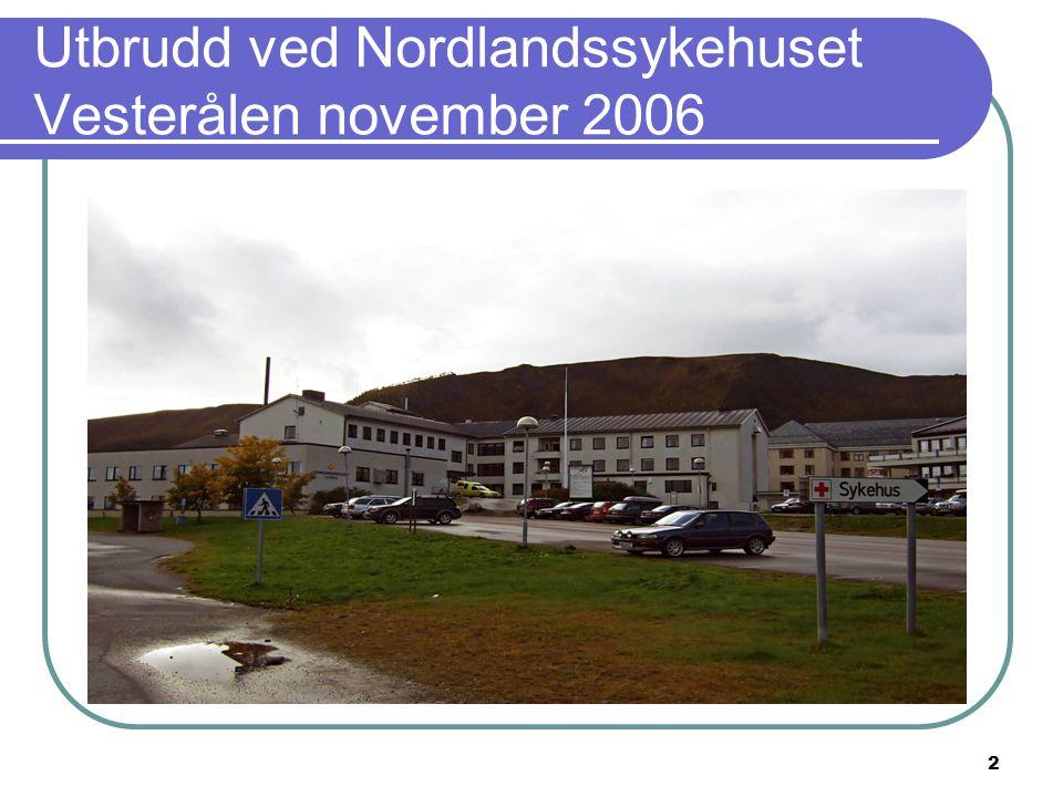 13 Informasjon til ansatte NLSH Vesterålen.