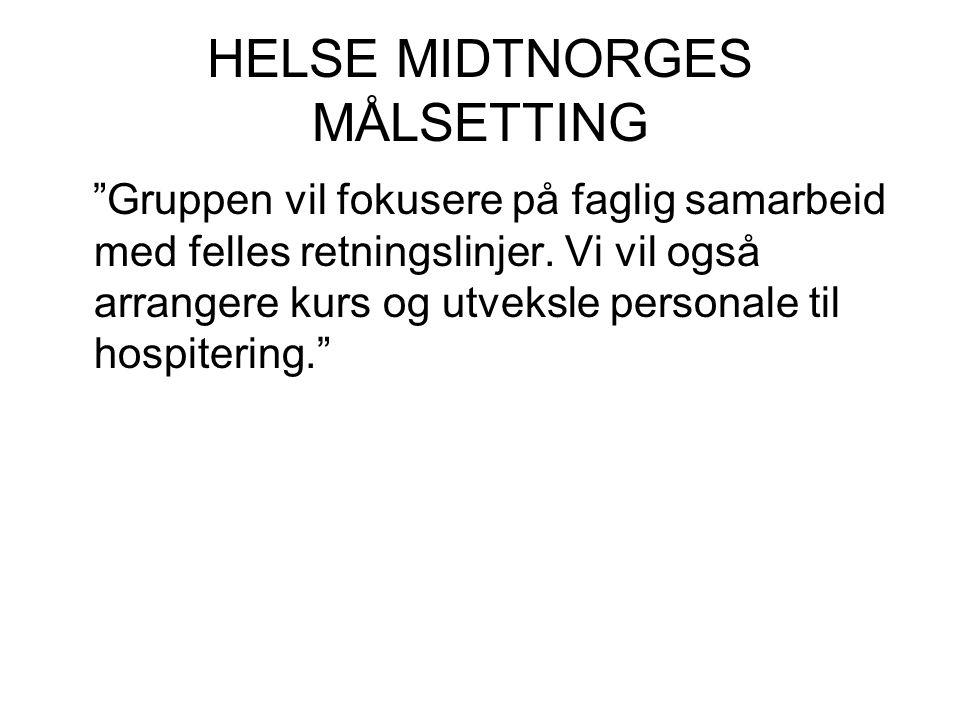 HVORDAN FÅ VÅRT NETTVERK TIL Å FUNGERE.