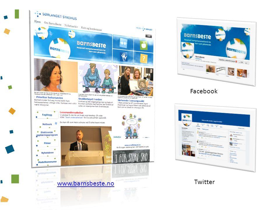 www.barnsbeste.no Facebook Twitter
